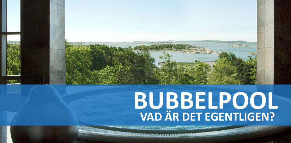 bubbelpool-utomhus
